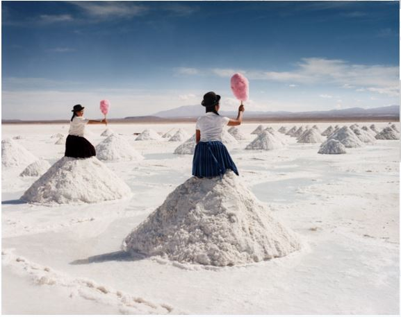 Scarlett Hooft Graafland, Sweating Sweethearts 2, 2004