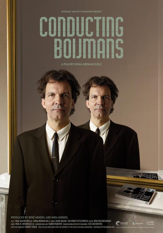 Conducting Boijmans filmposter