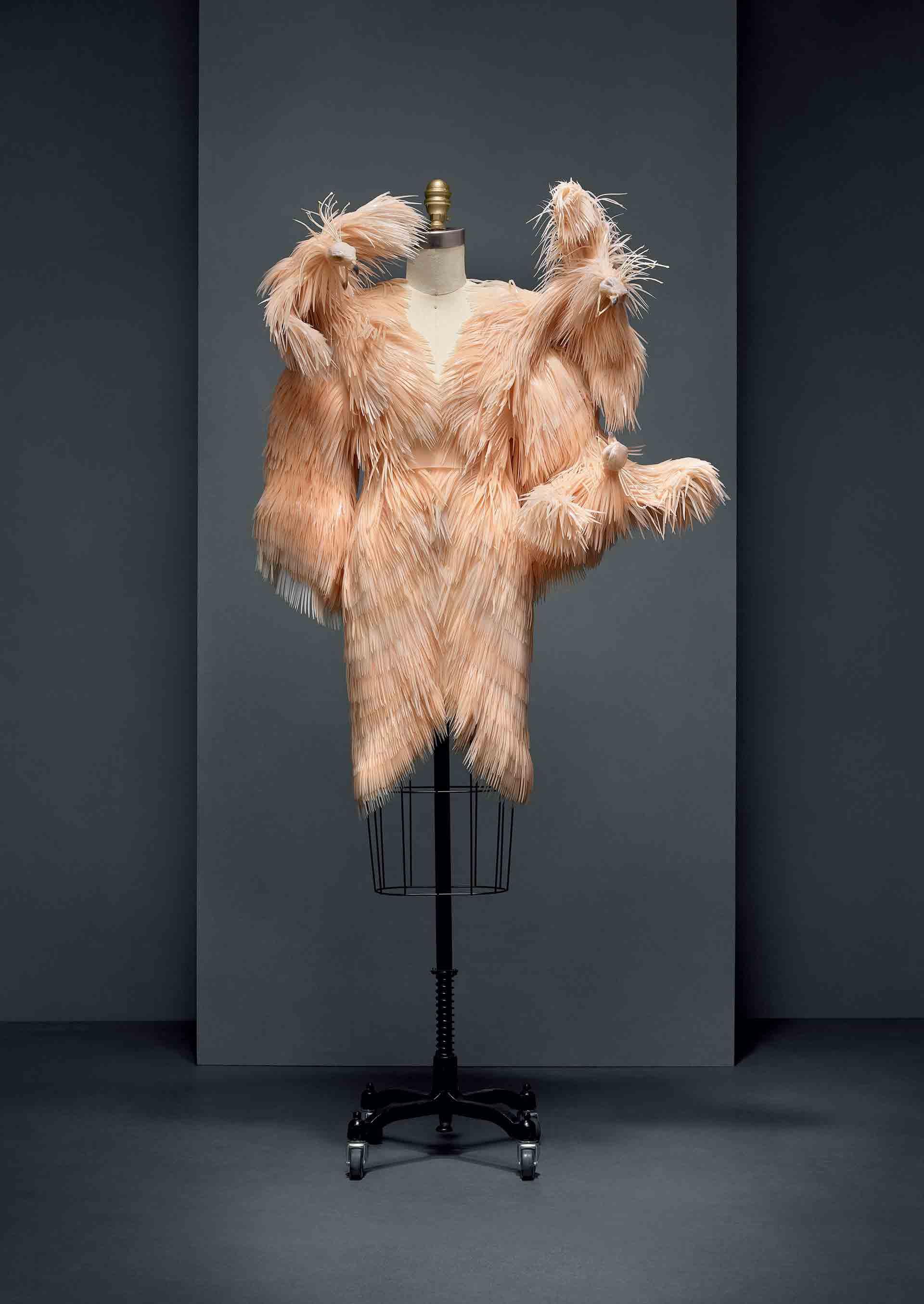 Dress, Iris van Herpen, najaar 2013