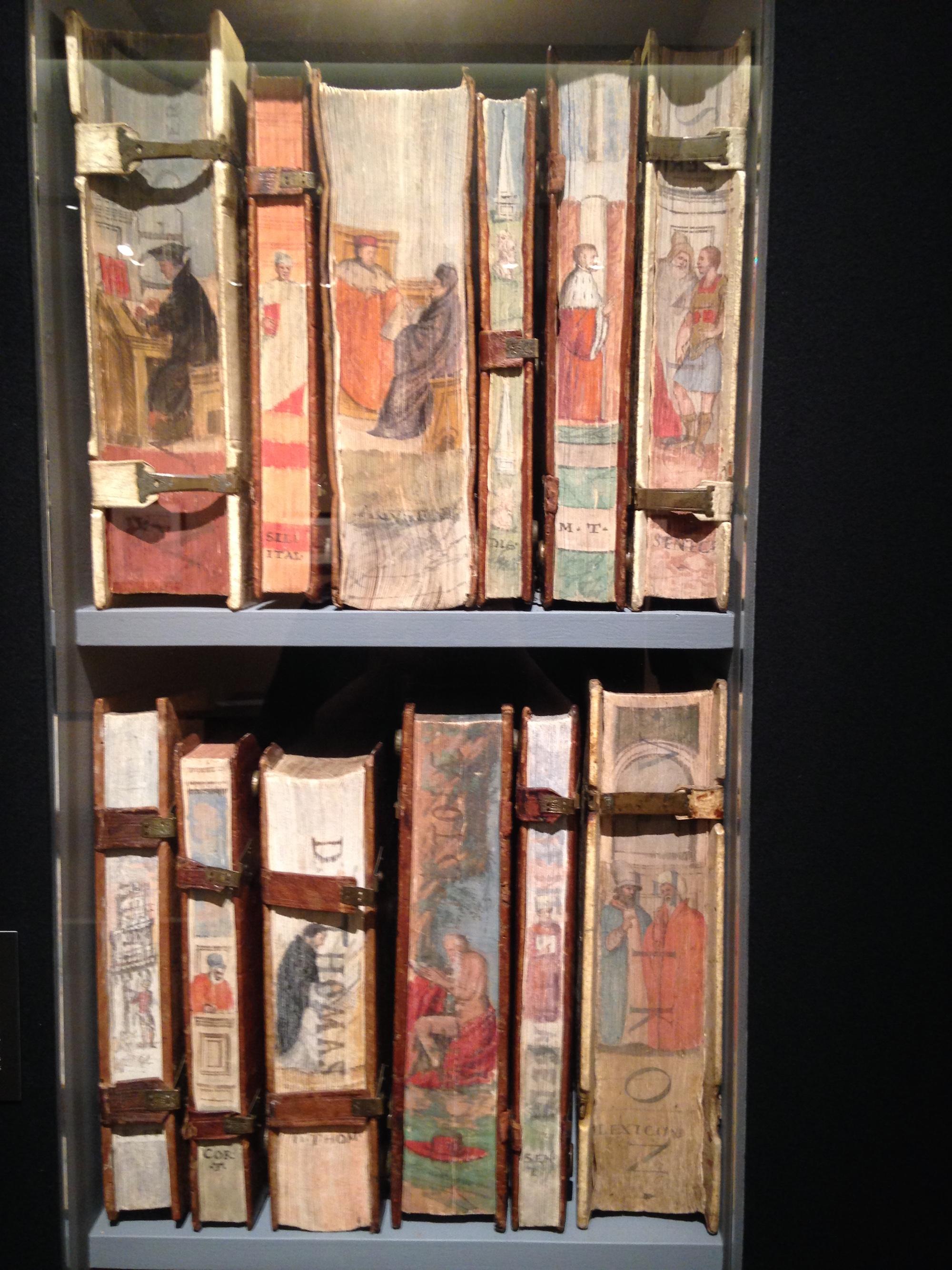 11 Vecellio boeken Clavreuil