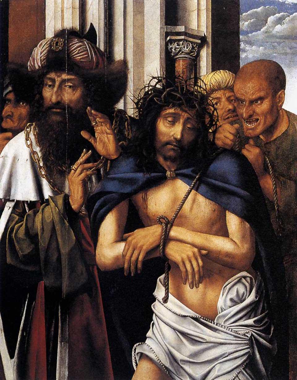 'Ecce homo', Tintoretto