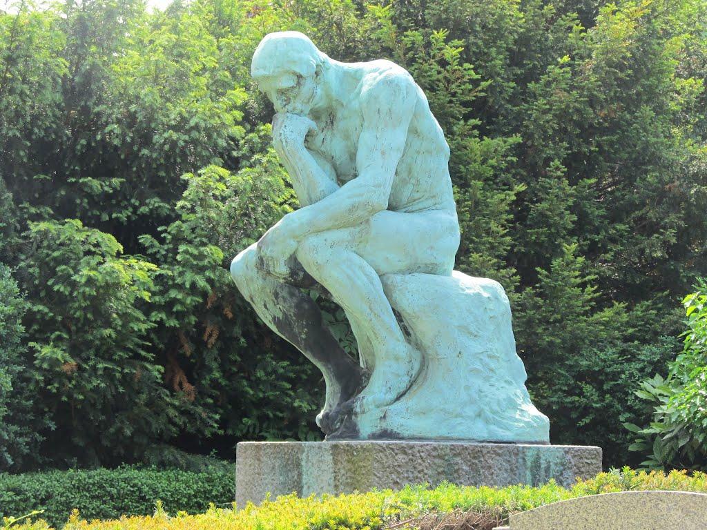 Rodin, De Denker (1906)