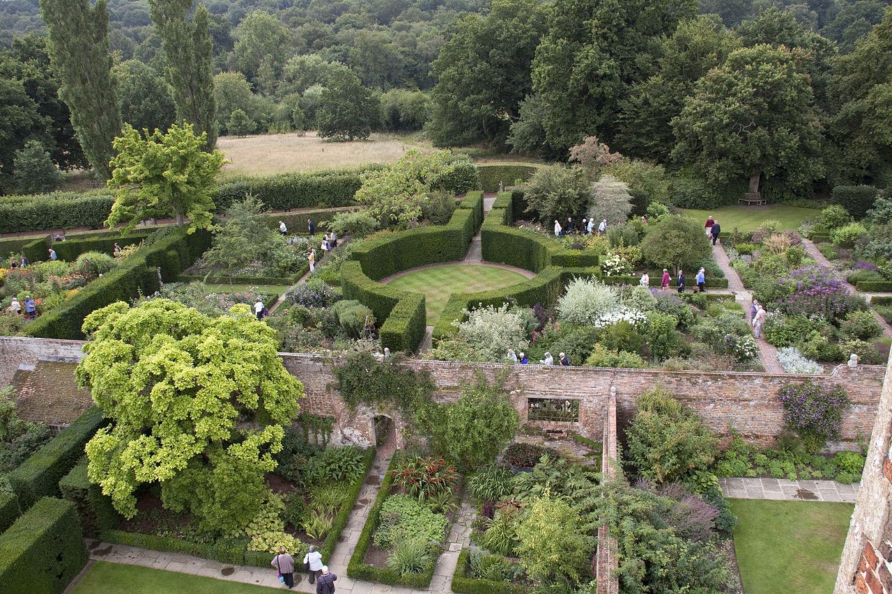 Sissinghurst Gardens.