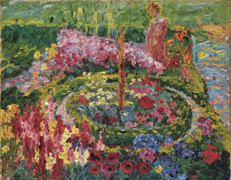 Emil Nolde bloementuin