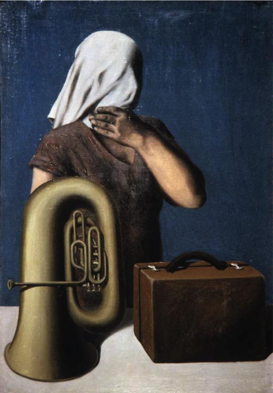 Rene Magritte l'Histoire Centrale
