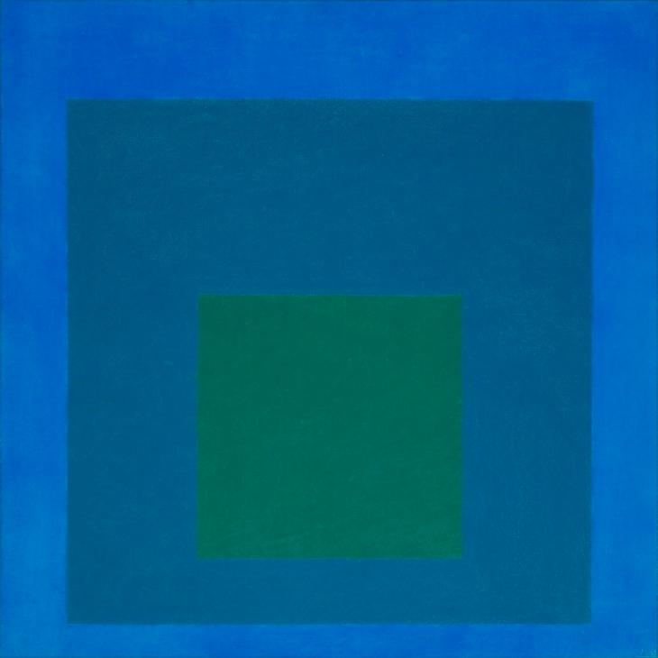 Study for Homage to the Square: Beaming 1963 Josef Albers 1888-1976 Presented by Mrs Anni Albers, the artist's widow and the Josef Albers Foundation 1978