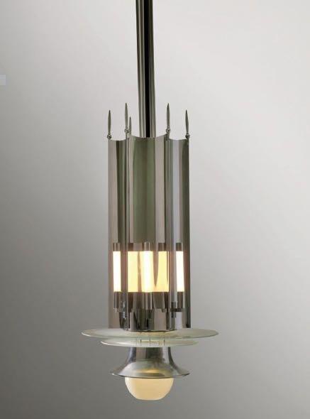 Giso-lamp Gispen in Boijmans