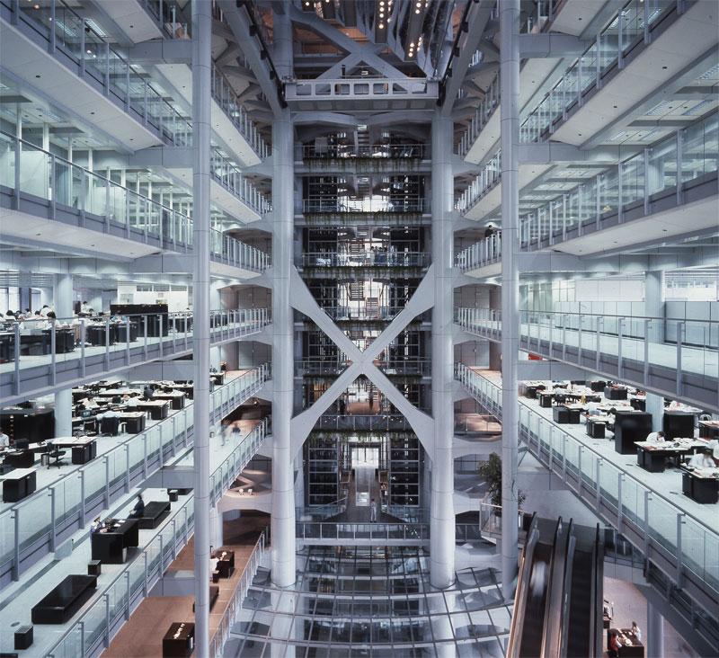 Hongkong Shanghai Bank - Norman Foster