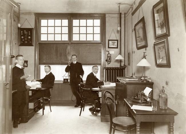 Spaarnestad kantoor
