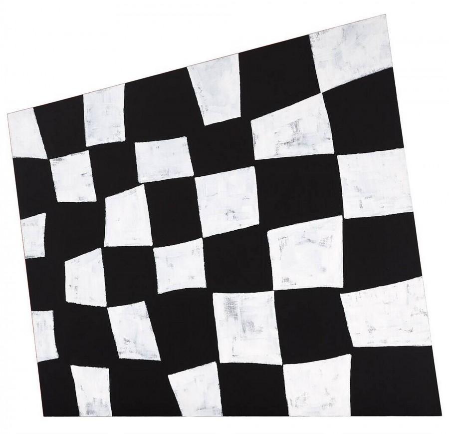J.C.J. Vanderheyden, Checkerboard, 1988, Museum Boijmans van Beuningen