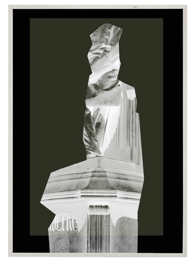 Henrik Strömberg, 'Statue 02', 2015, Archival pigment print, 110 x 75 cm