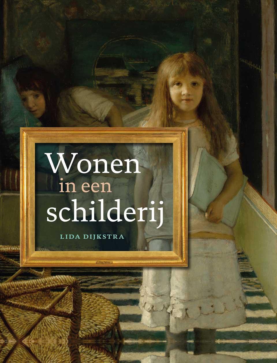 omslag-kinderboek-wonen-in-een-schilderij-bij-tentoonstelling-alma-tadema-klassieke-verleiding-van-fries-museum