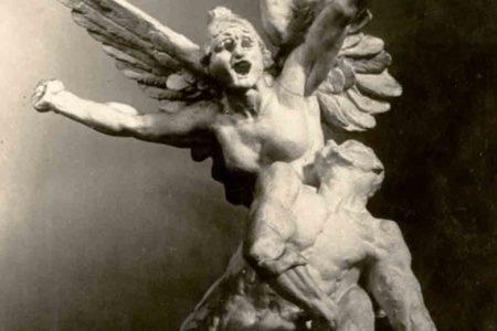 De engel van Rodin