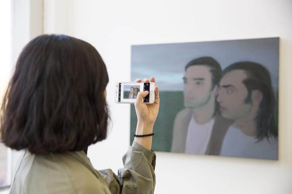 Kijk zoveel mogelijk naar kunst, bezoek beurzen, maak foto's van wat je mooi vindt. Foto's: Saffron Pape Photography
