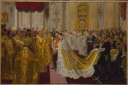 1917. Romanov en Revolutie