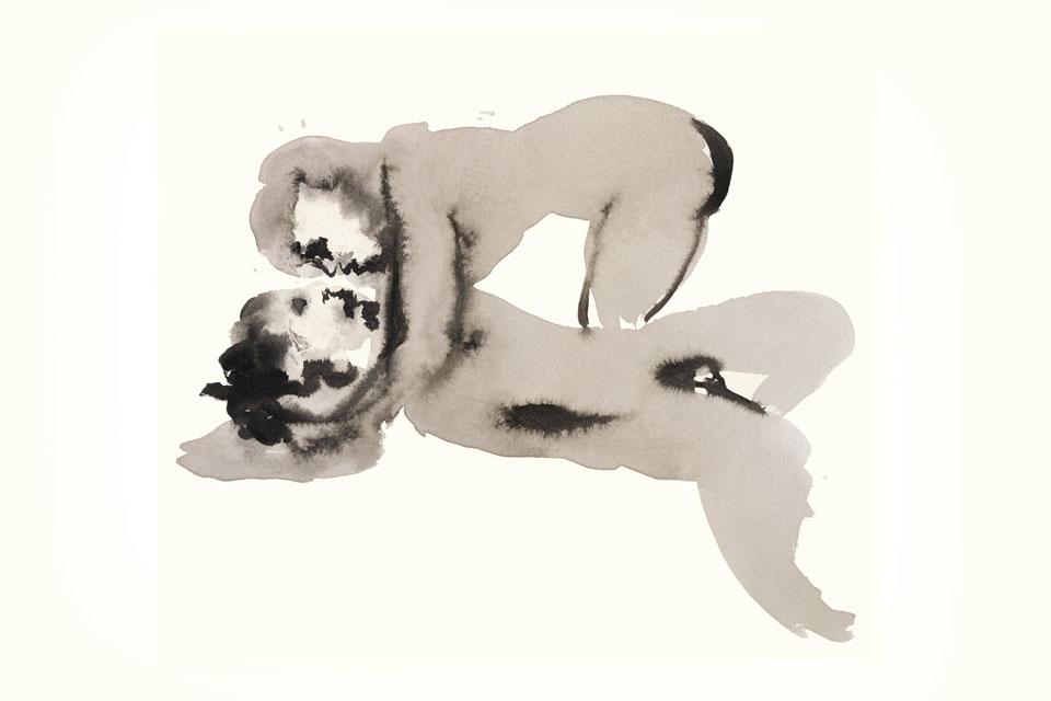 Marlene Dumas – Venus & Adonis
