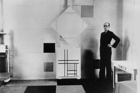 De ontdekking van Mondriaan