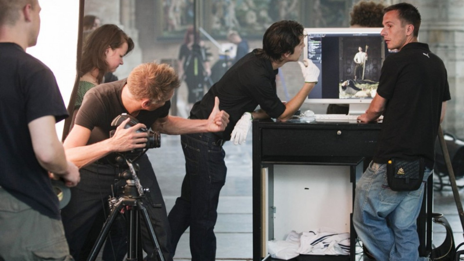 Erwin Olaf: The Making Of