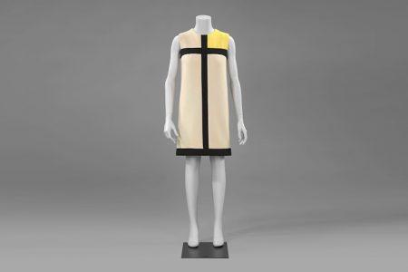 De Mondriaanjurk van Yves Saint Laurent