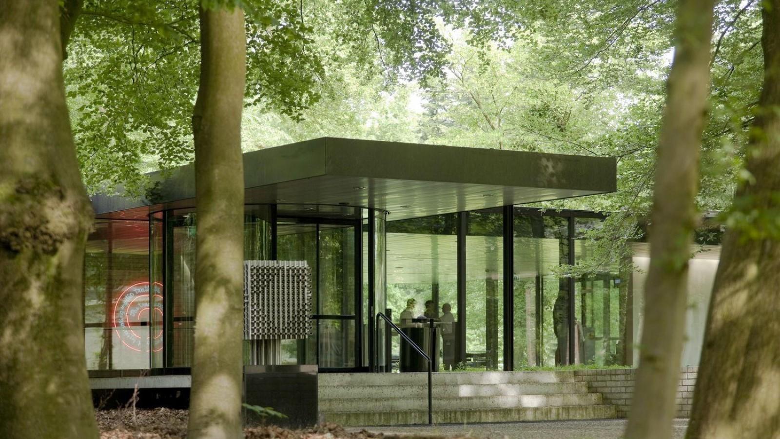 Dit is het Kröller-Müller Museum