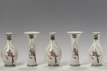 De Wereld in Huis, Aziatisch porselein - Delfts aardewerk