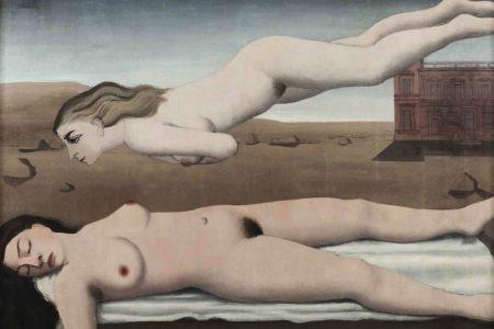 Paul Delvaux. Meester van de droom