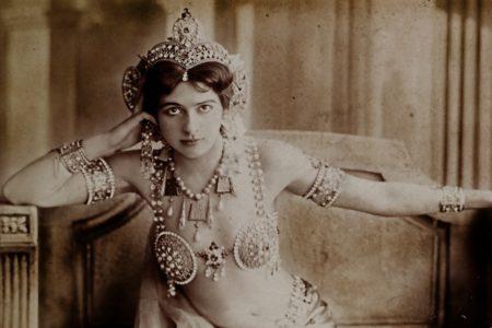 Mata Hari, de mythe en het meisje