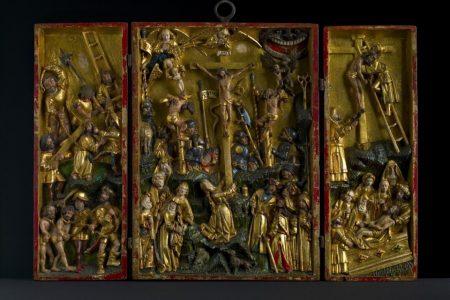 Gehouwen, gesneden, geschonken. Middeleeuwse beelden uit de collectie Schoufour-Martin