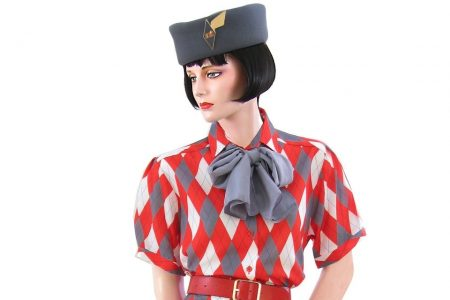Cabin crew. Fashion in the air