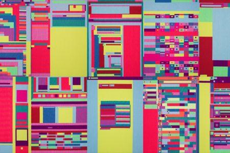 Kleur & Abstractie - Gerenaties in dialoog