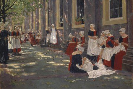 Max Liebermann - een zomers impressionist