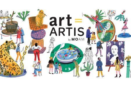 art= ARTIS by MOAM