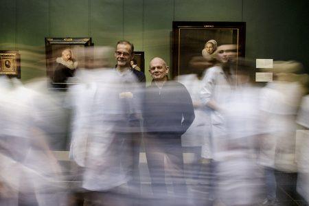Meet the artist: kunstenaars in het Frans Hals Museum