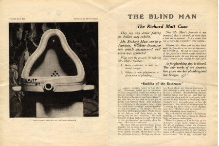 De leugen van Marcel Duchamp