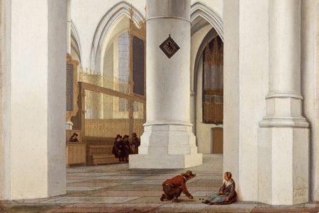 Werk, bid en bewonder | Nieuwe kijk op kunst en calvinisme