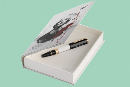 Win een Shakespeare Montblanc-pen!