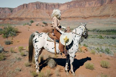 She could have been a cowboy | Anja Niemi