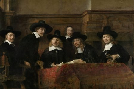 Alle Rembrandts