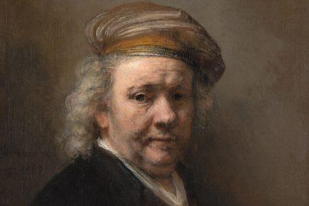 Rembrandt en het Mauritshuis