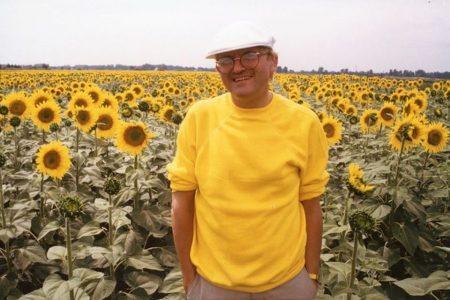 David Hockney | Sunshine Superman in Amsterdam