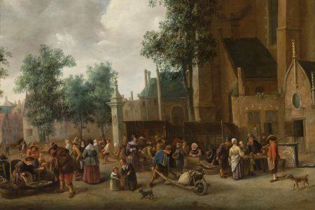 Glans, glorie en misère | De Gouden Eeuw in Den Haag