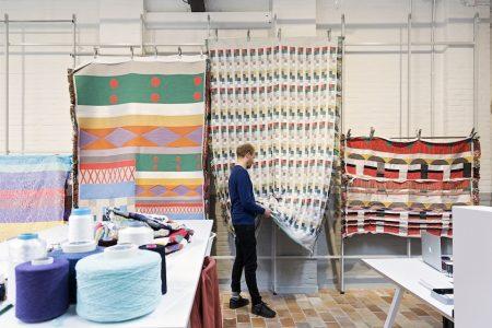Bauhaus& Modern Textiel in Nederland