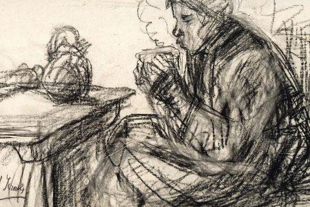 Het leven getekend. Werk op papier 1850-1950