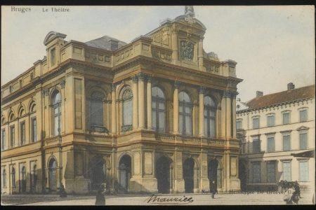150 jaar Koninklijke Stadsschouwburg Brugge