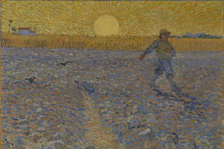 Jean-François Millet   Zaaier van de moderne kunst