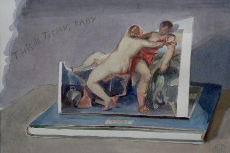 This is Titian, Baby | Marta & Slava