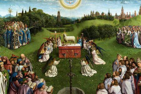 10x Jan van Eyck | 'Die man dacht in licht'