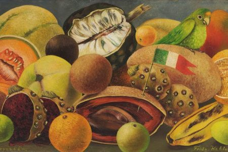 In de keuken met Frida Kahlo