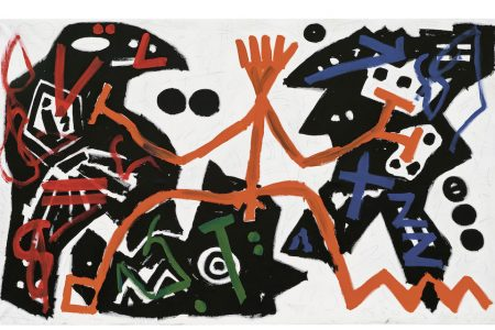 A.R. Penck - How it works