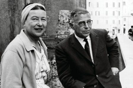 Muzenkoppels #6 | Simone de Beauvoir & Jean-Paul Sartre